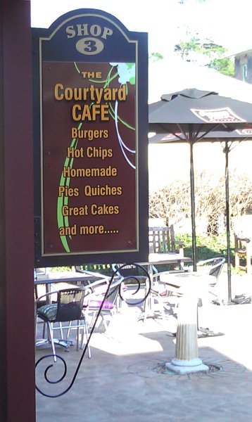 Courtyard Cafe